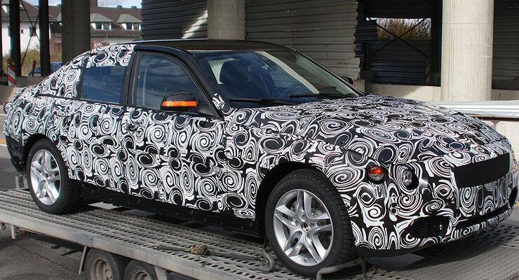 BMW 3er Erlkönig