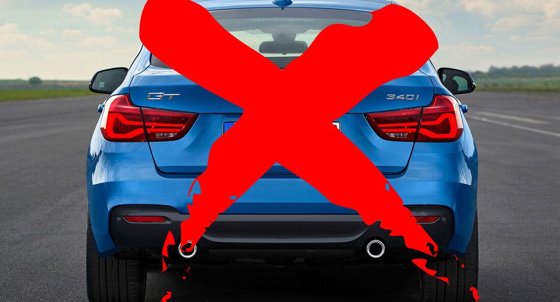 BMW 3er GT Auslaufmodell