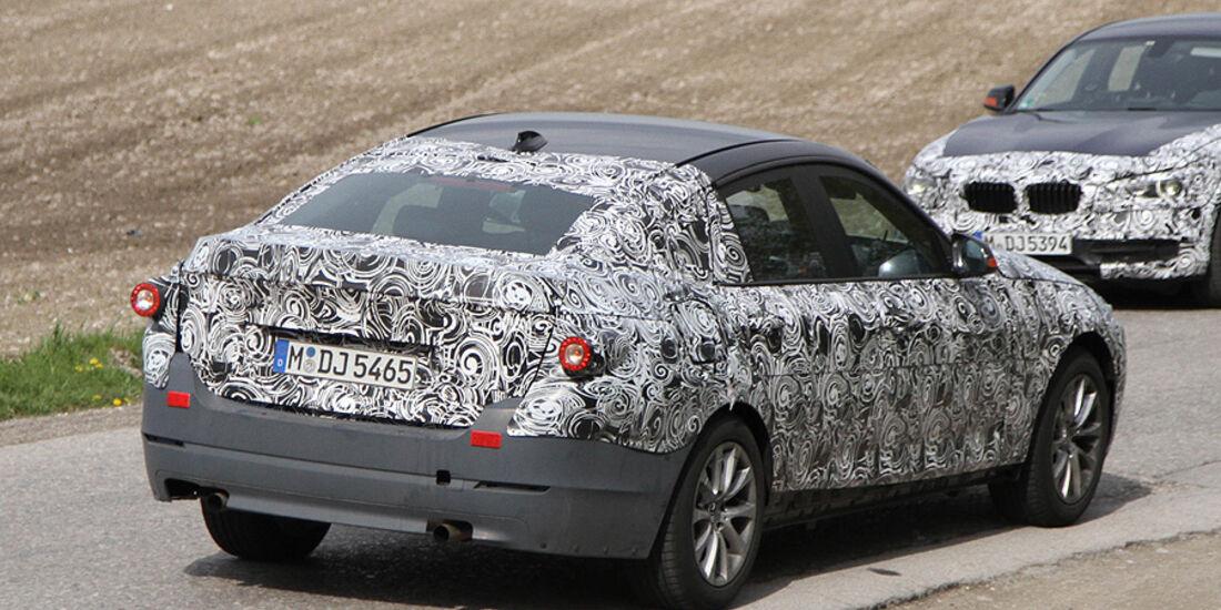 BMW 3er GT Erlkönig