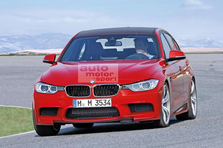 BMW 3er (G20) - auto motor und sport
