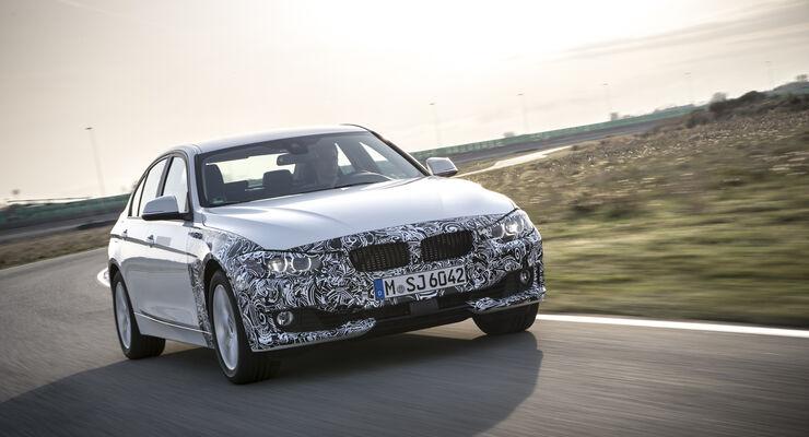BMW 3er Plug-in-Hybrid, ams, Fahrbericht