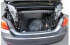 BMW 428i Cabrio, Kofferraum