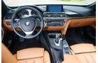 BMW 435i Cabrio, Cockpit