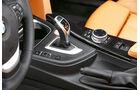 BMW 435i Cabrio, Schalthebel