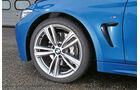 BMW 435i Coupé, Rad, Felge, Bremse