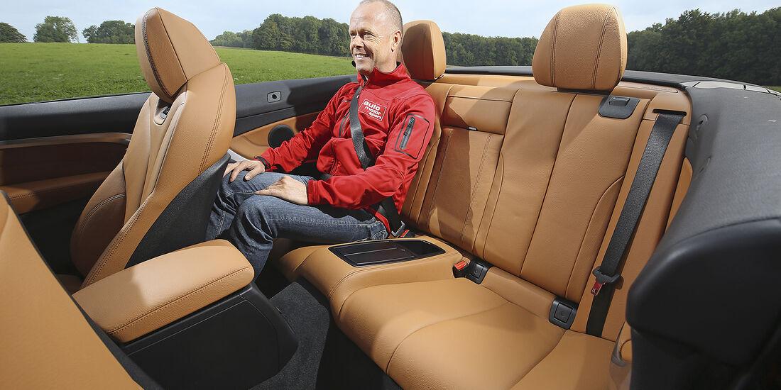 BMW, 440i Cabrio, Interieur