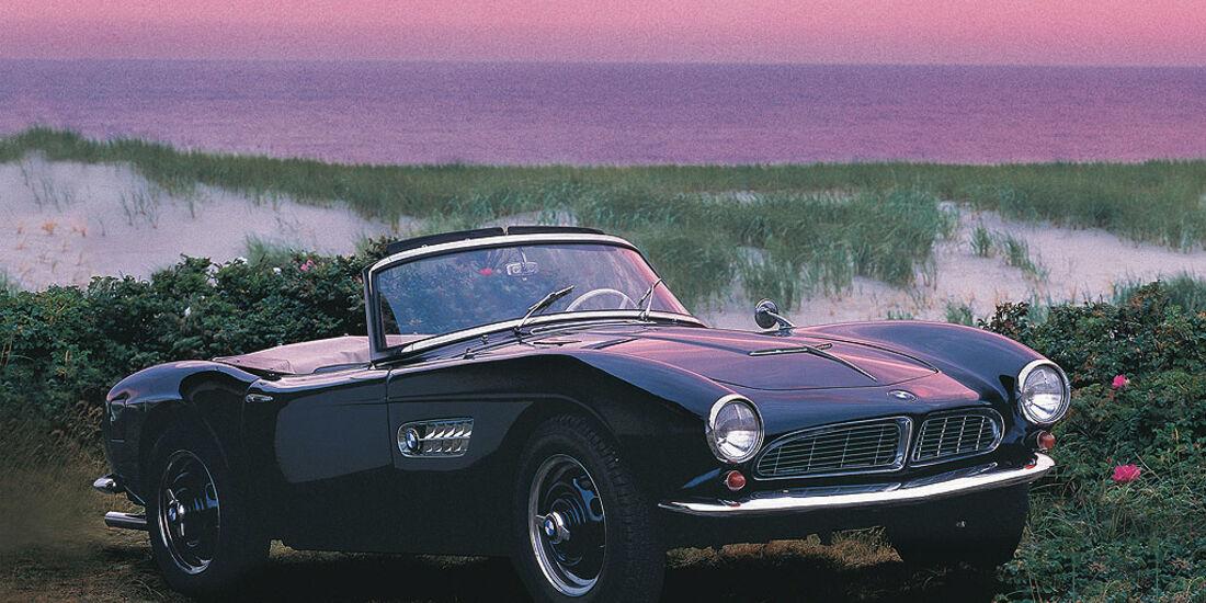 BMW 507 Baujahr 1956