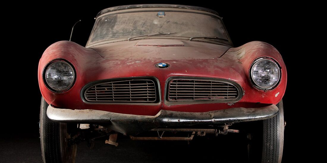 BMW 507 Elvis Presley