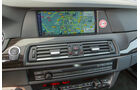 BMW 520i Touring, Navi, Display