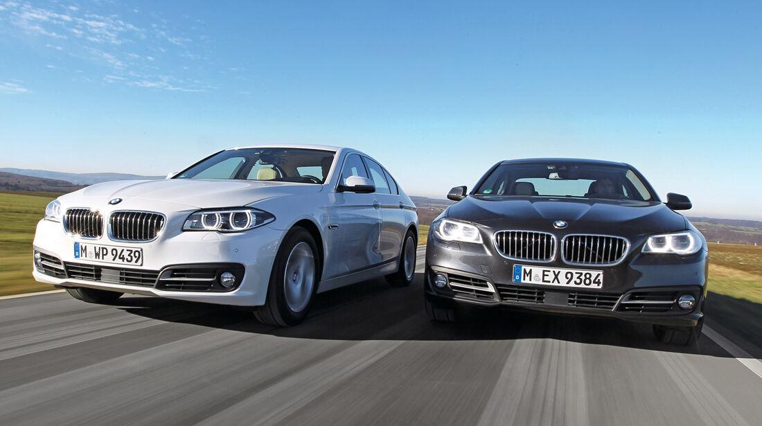 BMW 520i, Typenbezeichnung