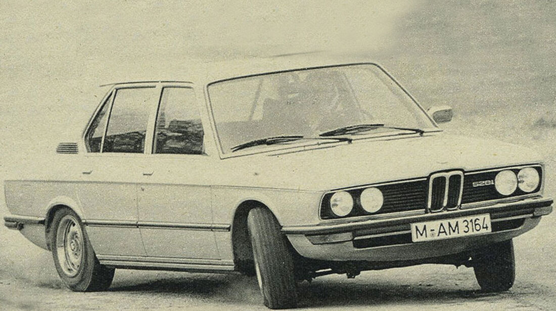 BMW, 528i, IAA 1979