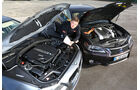 BMW 530, Lexus GS 450h, Motor