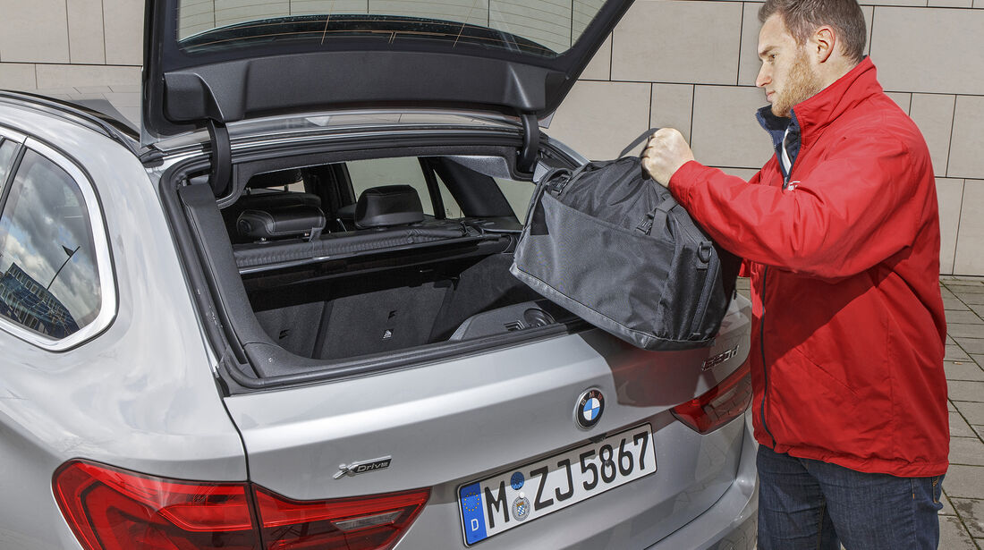 BMW 530d Touring xDrive Luxury Line, Interieur
