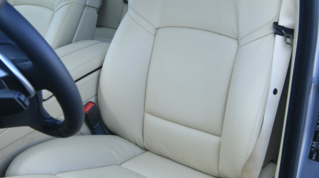 BMW 535i Fahrersitz