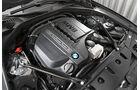 BMW 535i Motorraum
