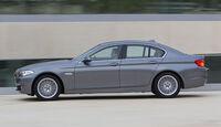 BMW 535i Seite
