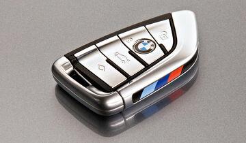 BMW 540i xDrive, Schlüssel
