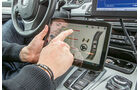 BMW 550i, ESP, Tablet