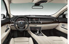 BMW 5er Gran Tourismo, Facelift 2013, Cockpit