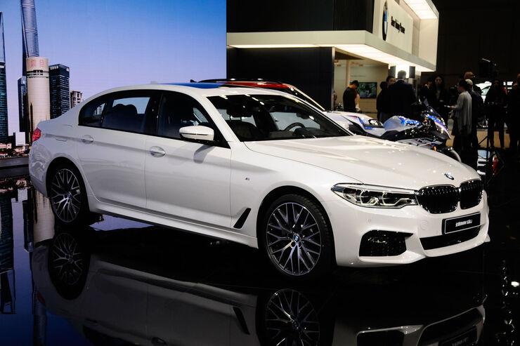 BMW 5er Langversion Daten Infos Marktstart Preise