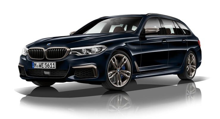 BMW 5er M550 d xDrive Touring