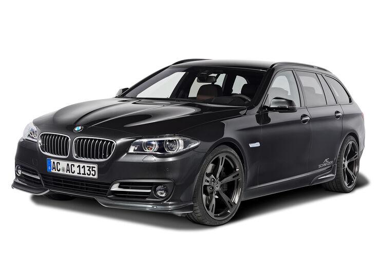 BMW 5er Touring AC Schnitzer 2013