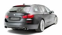 BMW 5er Touring von Hamann, Heck