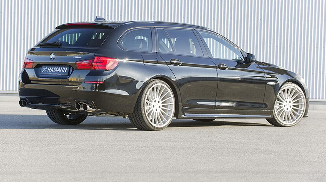 BMW 5er Touring von Hamann, Seite