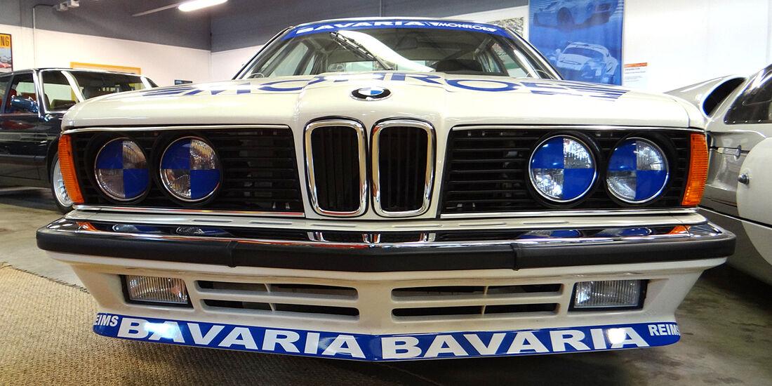 BMW 635 CSi - Garage Gerard Lopez 2013