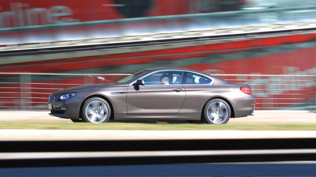 BMW 640i Coupe, Seitenansicht