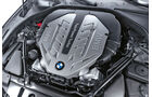 BMW 650i Cabrio, Motor, Motorraum