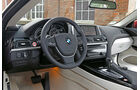BMW 650i Coupé, Cockpit, Lenkrad