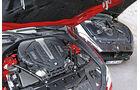 BMW 650i Coupé, Maserati GranTurismo Sport, Motor