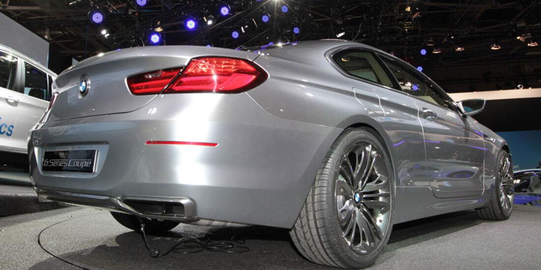 BMW 6er Concept Paris 2010