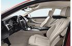 BMW 6er Coupé, Cockpit, Innenraum