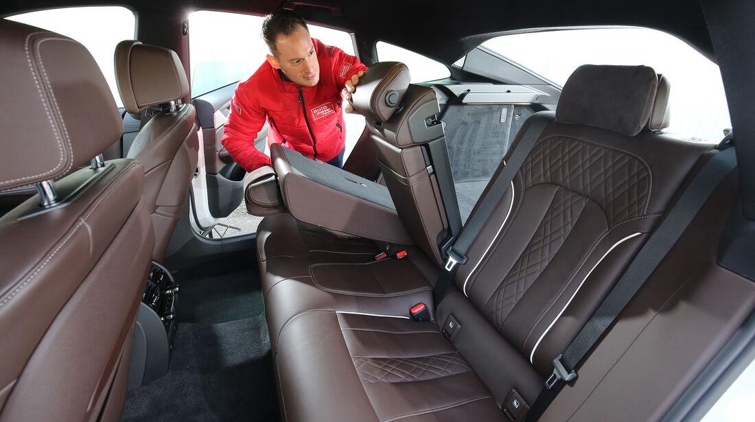 BMW 6er GT, Interieur