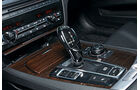 BMW 730d, Automatik
