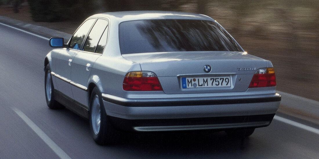 BMW 740d, 30 Jahre BMW-Dieselmotoren, 2013