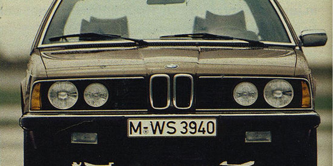 BMW, 745i, IAA 1979