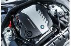 BMW 750d x-Drive, Motor