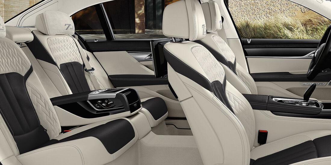 BMW 7er 40 Jahre Sperrfrist 24.7.2017