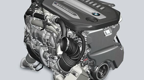 BMW 7er 750d XDrive