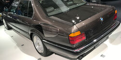 BMW 7er E32 V16 Goldfish