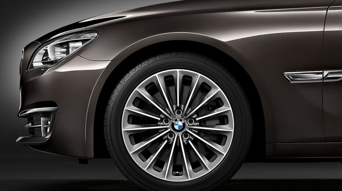 BMW 7er, Felge