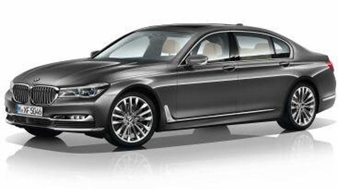 BMW 7er Konfigurator