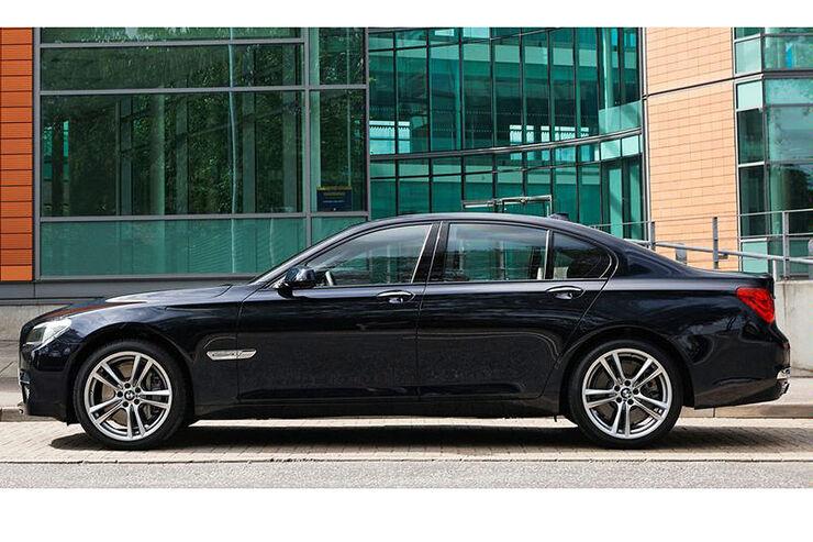 BMW 7er M-Sportpaket (England)