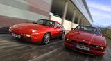 BMW 850 CSi, Baureihe E31, Baujahr 1992, Porsche 928 GT, Baujahr 1989