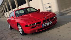 BMW 850 CSi, Baureihe E31, Baujahr 1992