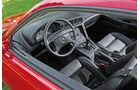 BMW 850 CSi, Cockpit, Lenkrad