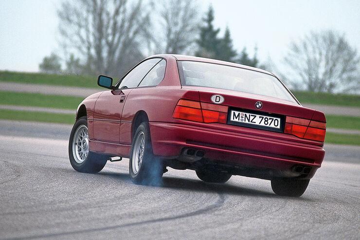 Kauftipp BMW 850i Ab 6000 EUR Hightech Gran Turismo Mit 300 PS V12